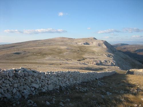 Wanderung Krk - Punat (Veli Vrh)