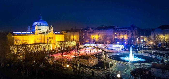 Weihnachten In Kroatien.Weihnachten Silvester Advent Auf Krk Weihnachtsferien In Kroatien