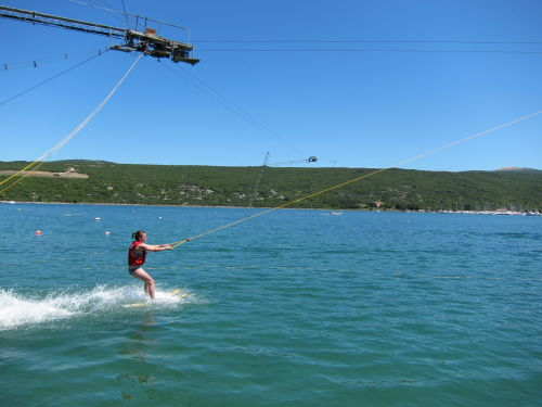 Wakeboarden in Punat